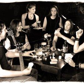 Angeli Di Pietra, la band
