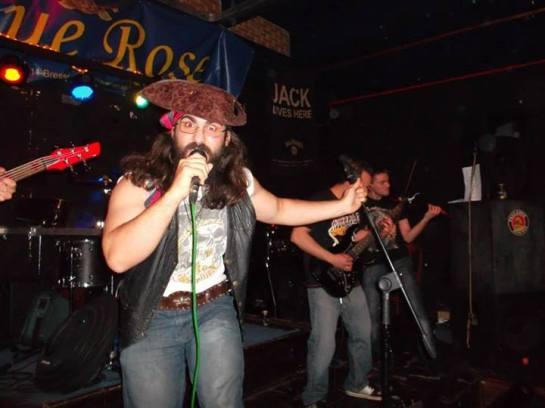 Calico Jack live