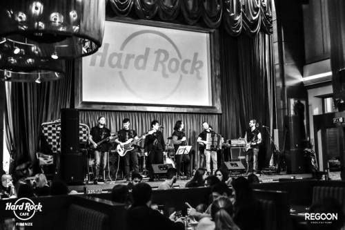live all'Hard Rock Cafè
