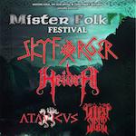 Mister Folk Festival 2018 aRoma!