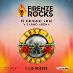 Live Report: Guns N' Roses aFirenze